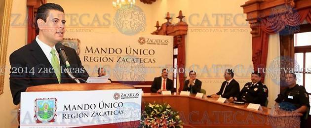 CAPITÁN ROBERTO NÚÑEZ OLGUÍN, COORDINADOR DE LA REGIÓN 01 DEL MANDO ÚNICO