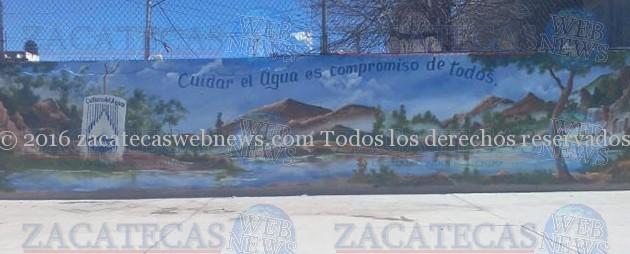JIAPAZ CONTINÚA CON PROGRAMA DE CULTURA DEL AGUA - Zacatecas Web News