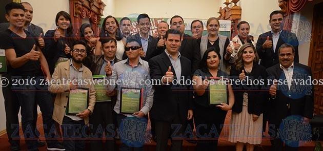 PREMIO ESTATAL DE LA JUVENTUD 2016
