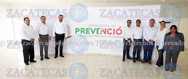 ANUNCIA GOBERNADOR INVERSIÓN PARA VIDEOVIGILANCIA