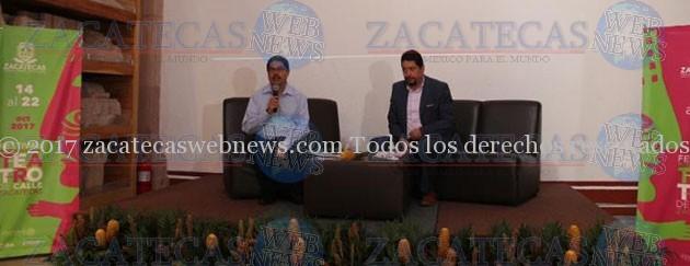 ANUNCIAN EL PROGRAMA DEL FESTIVAL INTERNACIONAL DE TEATRO DE CALLE 2017