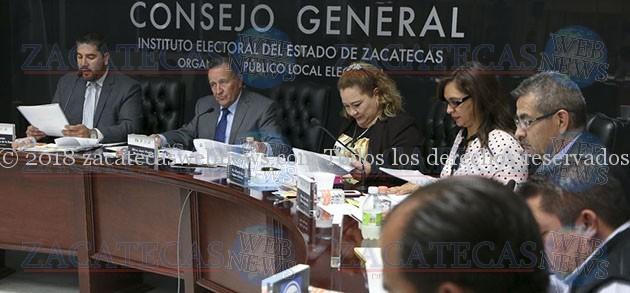 INSTALADO EL CONSEJO GENERAL, LOS CONSEJOS DISTRITALES Y MUNICIPALES PARA RESOLVER REGISTRO DE CANDIDATURAS