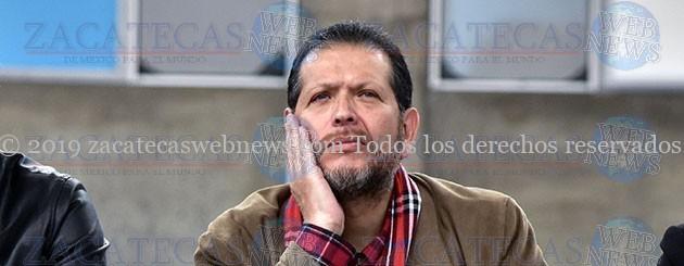 Pedro Martínez Arteaga, Secretario General del Sindicato de Personal Académico de la Universidad Autónoma de Zacatecas