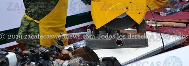ESTE LUNES INICIA EL PROGRAMA DE CANJE DE ARMAS
