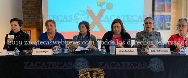 REALIZA UNAM ENCUENTRO CULTURAL EN CHICAGO, MUJERES Y MIGRANTES; PARTICIPA DIP. LIZBETH MÁRQUEZ