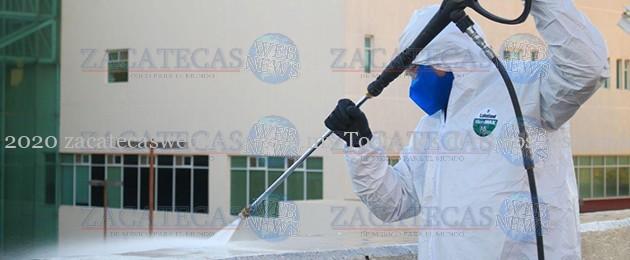 SON 133 PACIENTES RECUPERADOS DE CORONAVIRUS EN ZACATECAS