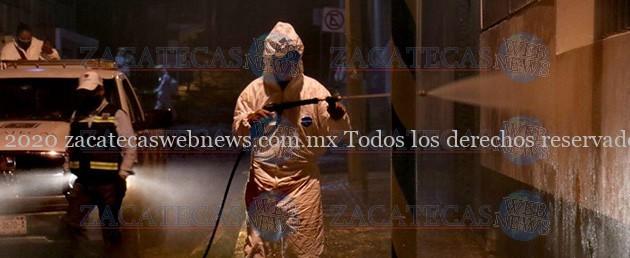 SE RECUPERAN 88 PACIENTES DIAGNOSTICADOS CON EL COVID