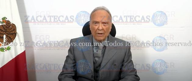 EMILIO LOZOYA EXDIRECTOR DE PEMEX; COMIENZA A SEÑALAR ACTOS DE CORRUPCIÓN DURANTE SEXENIO DE PEÑA NIETO