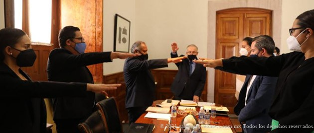 QUEDA FORMALMENTE INSTALADO EL GRUPO INTERDISCIPLINARIO DEL ARCHIVO JUDICIAL
