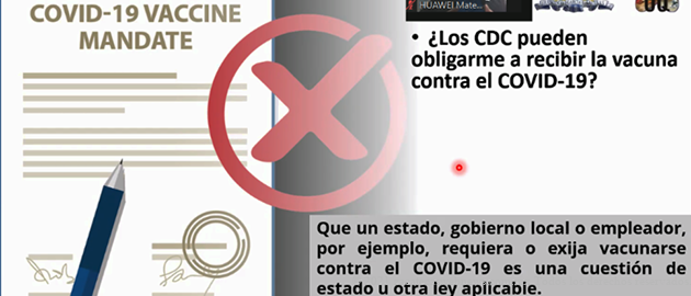 CLAUSURAN SEMANA DE NUEVOS TALENTOS CON INVITACIÓN PARA VACUNARSE CONTRA EL COVID